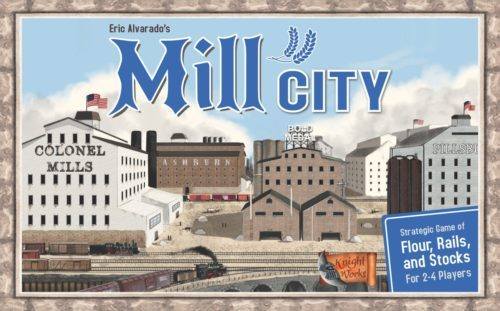 Mill City Box Cover