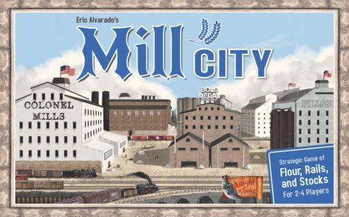 Mill City Box Cover