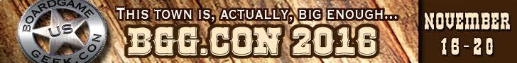 BGGCON 2016 Banner Image